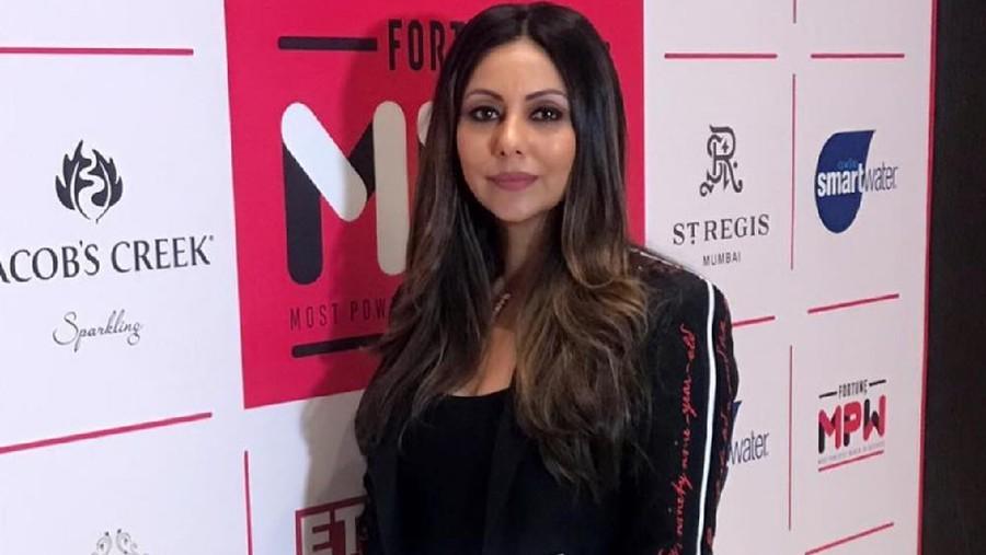 5 Fakta Gauri Khan, Istri Cantik Aktor Bollywood Shah Rukh Khan