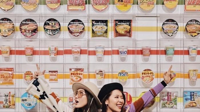 Liburan ke Jepang? Jangan Lupa Mampir ke Museum Cup Noodle!