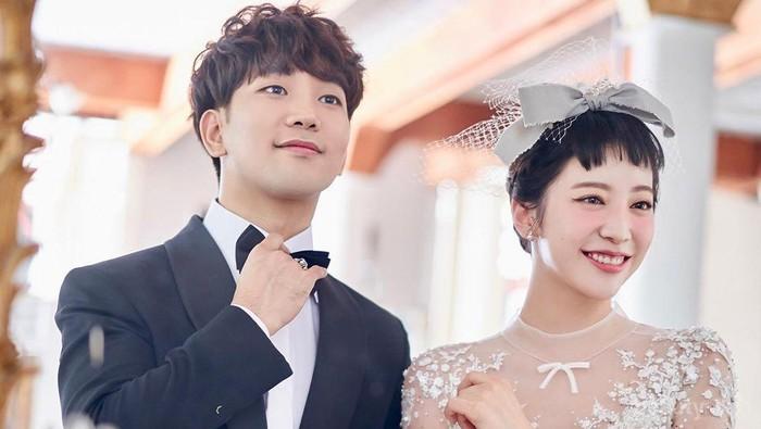 Deretan Seleb Korea Menikah di Tahun 2019