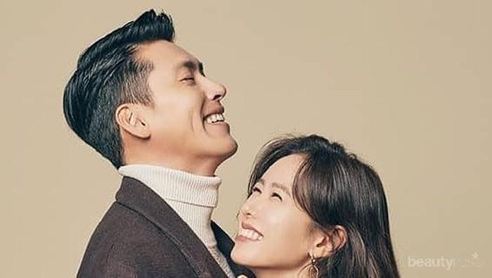 Potret Kebersamaan Son Yejin dan Hyun Bin yang Super Serasi