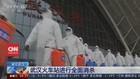 VIDEO: Tiongkok Siap Akhiri Lockdown di Wuhan