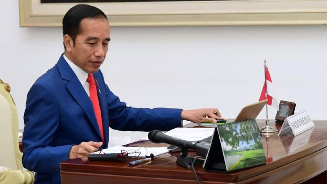 Jumlah pasien positif virus corona sudah 1.000 orang lebih sehingga menjadi dasar bagi Presiden Jokowi menerapkan ketentuan dalam UU Kekarantinaan Kesehatan