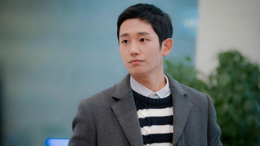 5 Drama Korea Romantis yang Dibintangi Aktor Tampan Jung Hae In