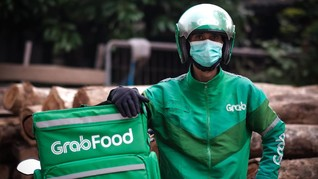 Ada GrabFood, RM Ganto Minang Tetap Berdentang Kala Pandemi