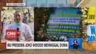 VIDEO: Pengamanan di Pemakaman Ibunda Presiden Jokowi