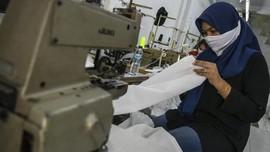 Kemendikbud: SMK Bisa Produksi APD, tapi Kurang Bahan Baku