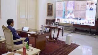 Respons PSBB Anies, Jokowi Sesuaikan Cara Rapat Kabinet