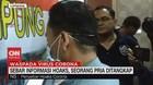 VIDEO: Sebar Informasi Hoaks, Seorang Pria Ditangkap