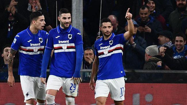 Liga Italia memiliki 16 pemain yang dinyatakan positif virus corona, sementara itu belum ada laporan pemain positif Covid-19 dari Liga Prancis.