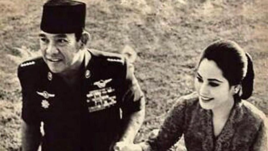 Dimusuhi Istri ke-4 Soekarno, Madame Dewi: Saya Menerimanya Demi Bapak