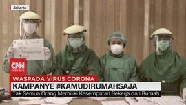 VIDEO: Kampanye #KAMUDIRUMAHAJA