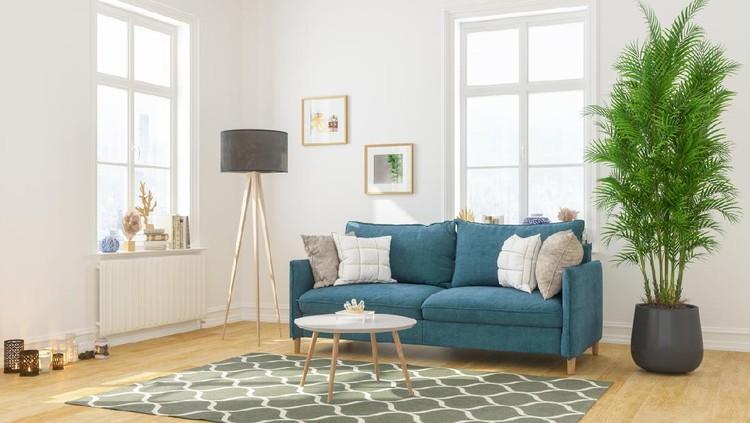 Ruang tamu di rumah Bunda berukuran kecil? Untuk menyiasati, berikut ini tips menata ruang tamu kecil di rumah minimalis agar terlihat luas.