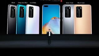 Dijegal AS, Huawei Pangkas Pesanan HP Hingga 60 Persen