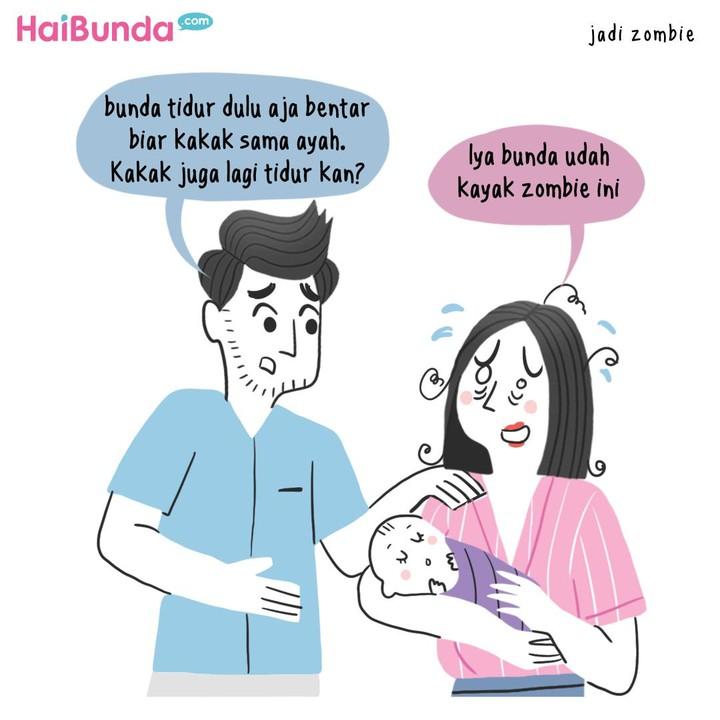 Banyak pengalaman dan suka duka saat jadi ibu baru. Kalau Bunda apa yang dirasakan? Share yuk di sini.