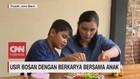 VIDEO: Usir Bosan dengan Berkarya Bersama Anak