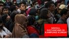 VIDEO: Sulitnya Social Distancing di Permukiman Kumuh