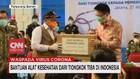 VIDEO: Bantuan Alat Kesehatan dari Tiongkok Tiba di Indonesia