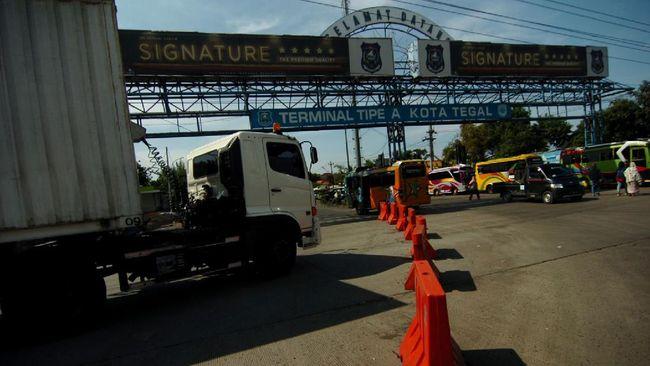 Wali Kota Tegal juga meminta masyarakat yang masih merantau untuk tidak pulang kampung ke Tegal, Jawa Tengah sampai wabah virus corona berhenti.