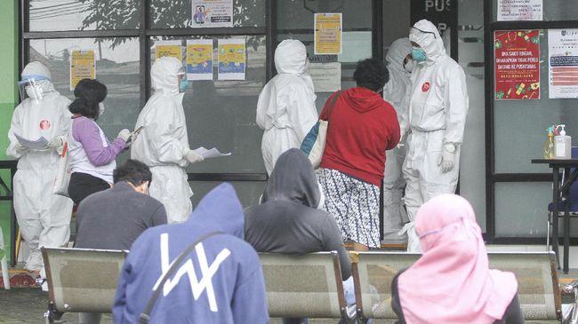 Indonesia adalah negara terdampak virus corona, sehingga seluruh warga negaranya bisa dikategorikan orang dalam pemantauan (ODP).