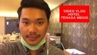 VIDEO: Vlog Di Kamar Hotel Untuk Tenaga Medis