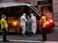 Angka Kematian Pasien Corona Brasil Lampaui Spanyol