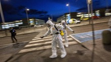 Inggris Lacak Pasien Covid Varian Brasil yang 'Hilang'