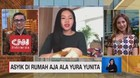 VIDEO: Asyik di Rumah Ala Yura Yunita