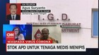 VIDEO: Stok APD untuk Tenaga Medis Menipis (3/3)