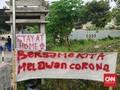 Stafsus Jokowi Surati Camat Titip Perusahaannya Lawan Corona