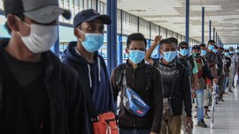 Malaysia Deportasi 1.200 WN Myanmar, Tutup Akses untuk PBB