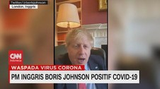 VIDEO: PM Inggris Boris Johnson Positif Covid-19