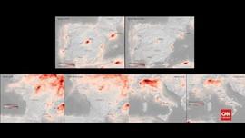VIDEO: Efek Lockdown, Kualitas Udara Eropa Membaik