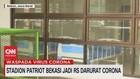 VIDEO: Stadion Patriot Bekasi Jadi RS Darurat Corona