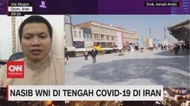 VIDEO: Nasib WNI di Tengah Covid-19 di Iran