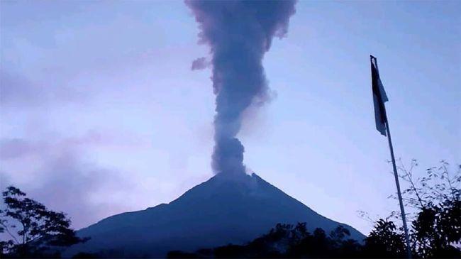 BBPTKG ESDM menanggapi makin seringnya erupsi Gunung Merapi, sebab tercatat sudah terjadi 8 kali erupsi sejak awal 2020.