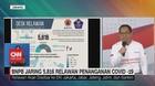 VIDEO: BNPB Jaring 5816 Relawan Penanganan Covid-19