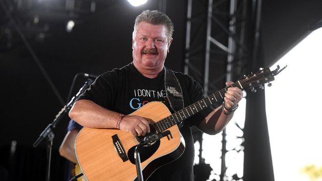 Positif Corona, Musisi Country Joe Diffie Meninggal Dunia