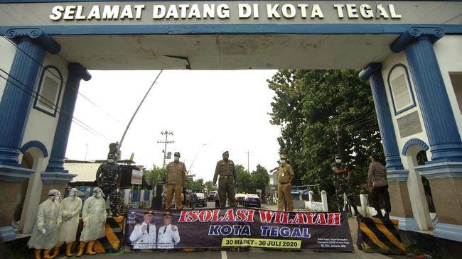 Wawali Kota Tegal Jumadi disebut kembali bekerja usai kantornya dibuka. Kantor Jumadi sempat dikunci setelah diduga mangkir 11 hari.