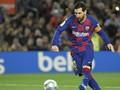 Gaji Messi di Barcelona Dipotong 70 Persen karena Corona