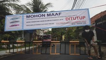 Jawa Tanpa Zona Aman Corona, Papua-NTT Terbanyak Zona Hijau