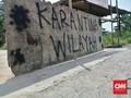 Kemendes Minta Gerbang Desa Dijaga 24 Jam Cegah Corona