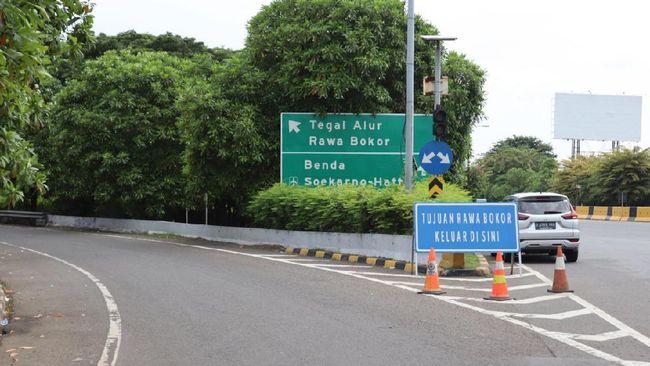 Kementerian PUPR menargetkan pembangunan Tol Cengkareng-Batu Ceper-Kunciran selesai akhir bulan ini.