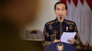 Motor Bertanda tangan Jokowi Dilelang di Konser Musik Corona