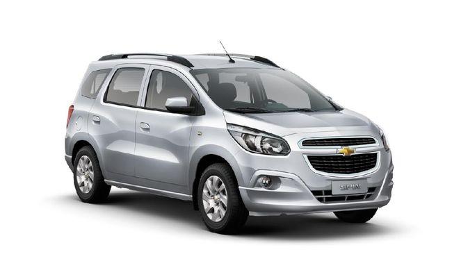Pada 2013 dan 2014 merupakan titik tertinggi penjualan mobil Chevrolet di Indonesia yang ditopang Spin, pesaing Toyota Avanza dkk.