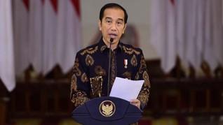Jokowi Minta Gubernur Susun Program Perkuat Stimulus Corona