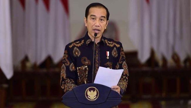 Presiden Jokowi memberi tenggat 2 hari Menkes Terawan Agus Putranto membuat aturan rinci terkait penerapan PSBB di daerah dalam bentuk permenkes.