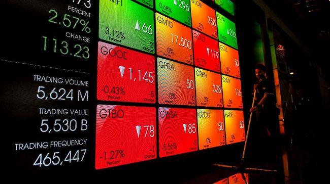 IHSG diproyeksi melemah pada perdagangan Rabu (1/4). Pelemahan dipicu oleh tekanan dari nilai tukar mata uang rupiah.