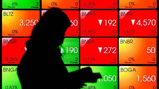 Sinyal Positif Ekonomi Dorong Bursa AS Menguat di Awal Perdagangan