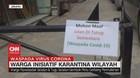 VIDEO: Warga di Jakarta Inisiatif Karantina Wilayah