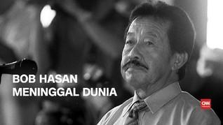 VIDEO: Eks Menperindag Bob Hasan Meninggal Dunia